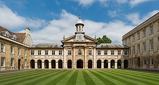 Emmanuel College, Cambridge College of the University of Cambridge