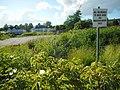 Empty site beside Househillwood Road (geograph 5413440).jpg