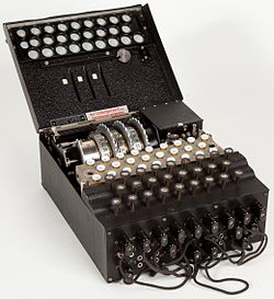 Enigma (crittografia)   museo scienza e tecnologia milano