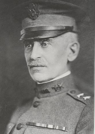 Enoch Crowder - Major General Enoch Herbert Crowder 13th Judge Advocate General of the United States Army
