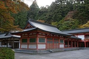 Enryaku-ji - Image: Enryakuji Kanchodo 01n 3200