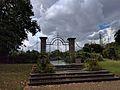 Entrance Gateway To The Botanic Gardens Gateway And Screen To The Botanic Garden Facing Trumpington Road.jpg