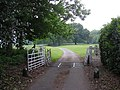 Entrance to Chyknell Park - geograph.org.uk - 810822.jpg