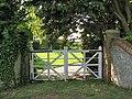 Entrance to Happisburgh Hall - geograph.org.uk - 812062.jpg