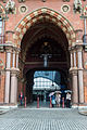 Entrance to St Pancras Station.jpg