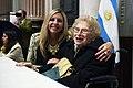 Entrega de mención de honor a Rosa Tarlovsky de Roisinblit 07.jpg