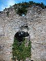 Ermita del Pla de Petracos, finestra.JPG