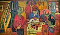 Ernst Ludwig Kirchner - Interieur mit Mahler 1280945.jpg