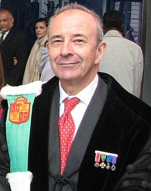 Erol Gelenbe - Image: Erol Gelenbe Imperial College 2010 graduations