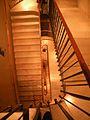 Escalier Musée départemental de l'Oise.JPG