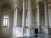 Escalier du Midi (Louvre) looking south.jpg
