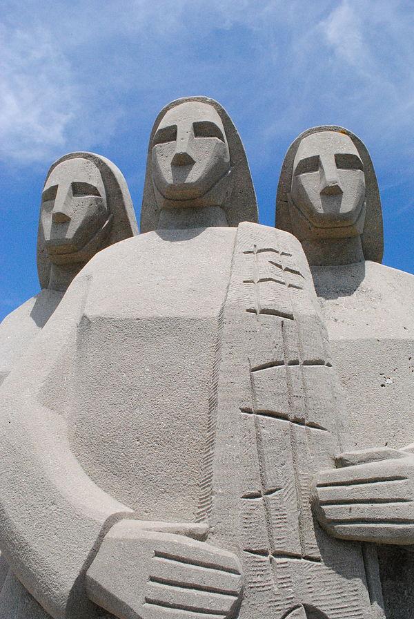 Пам'ятник Ескумінацькій трагедії