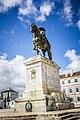Estátua Equestre de D. João IV, Rei de Portugal.jpg