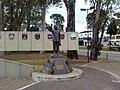 Estátua de Casimiro Montenegro Filho, na entrada do DCTA - S. José dos Campos.jpg