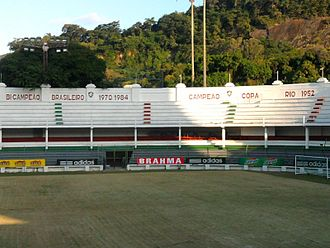 Fluminense FC - Laranjeiras Stadium, the Brazilian national team's first ground