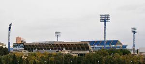 Estadio José Rico Pérez - Image: Estadio José Rico Pérez, Alicante, España