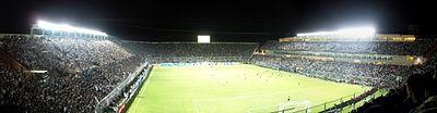 Estadio San Juan del Bicentenario.