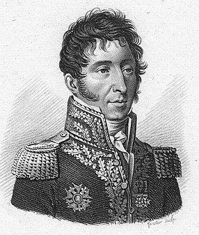 Étienne Pierre Sylvestre Ricard French politician and officer