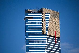 Australia 108 - Image: Eureka Tower in 2010