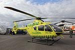 Eurocopter EC135P2+ (OH-HMY) Turku Airshow 2015 03.JPG