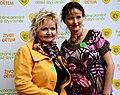 Eva Hrušková a Jana Yngland Hrušková 2015.jpg