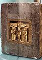 Evangeliario di nonantola, 1100-1110 ca., con legatura in argento, avorio e sciamito su legno, 02.JPG