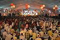 Evening Prayers - Rawatpura Sarkar Ashram - Chitrakoot - Satna 2014-07-05 6666.JPG