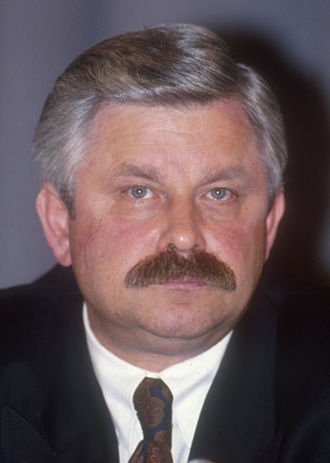 Vice President of the Russian Federation - Alexander Rutskoy