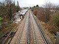 Ewell West railway station - geograph.org.uk - 1170068.jpg