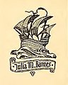"ExLibris ""Julia M. Barnes"" from- Recollections of a Rebel Reefer (page 2 crop).jpg"