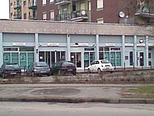 Una filiale di Monza