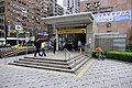 Exit 3, Cailiao Station 20181013.jpg