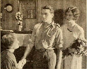 Experience (1921 film) - Image: Experience (1921) Bruce Barthelmess & Daw