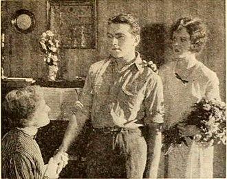 Experience (1921 film) - Image: Experience (1921) Bruce Barthelmess & Daw