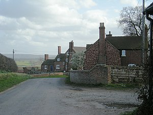Eyton on Severn - Image: Eyton on Severn geograph.org.uk 749534