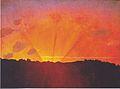 Félix Vallotton - Sonnenuntergang, orangefarbener Himmel.jpeg