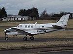 F-HTCR Beech King Air 90GTi Aero Charter Darta (33779731050).jpg