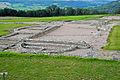 F07 Alesia Ausgrabungen, Sanktuarium mit 3 Apsiden.0010.JPG