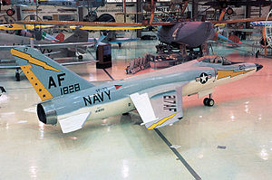 VF-33 - VF-33 F11F-1 Tiger at the U.S. Museum of Naval Aviation.