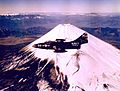 F9F-5 Panther of CAG Carrier Air Group 2 in flight c1954.jpg