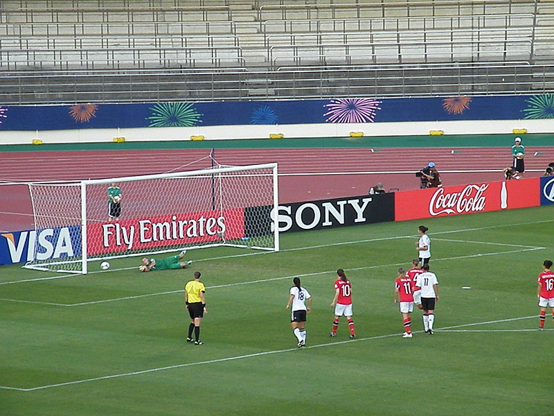 File:FIFA U20 WOMEN'S WORLD CUP GER v NOR, PK Scene 25.JPG