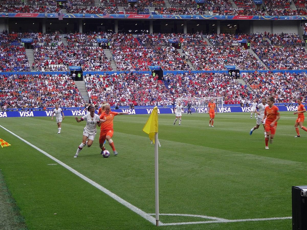 Women's association football - Wikipedia