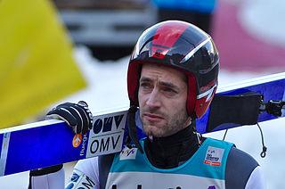 Austrian ski jumper
