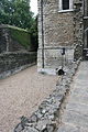 FORMER DOCK RETAINING WALLS TO MOAT AROUND JEWEL HOUSE, OLD PALACE YARD SW1 8.jpg