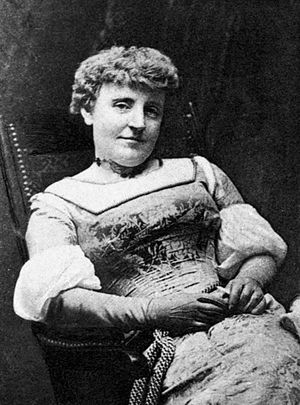 Frances Hodgson Burnett - Frances Hodgson Burnett in 1901