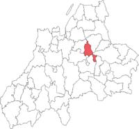 Nässjö by i Jönköpings amt