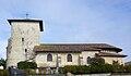 Façade sud (2)- église de Montfort-en-Chalosse.jpg