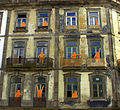 Facade of Porto building, Portugal.jpg