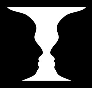 Encoding (memory) - Vase or faces?