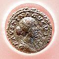 Faustina minor (wife of Marus Aurelius) (Roman coin).jpg